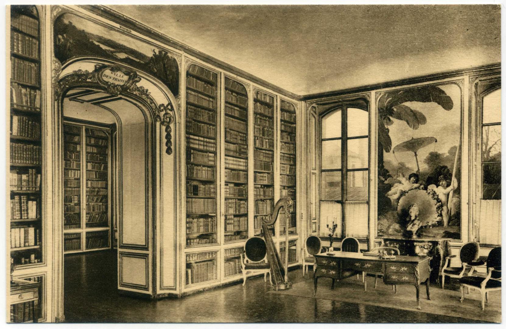 Versailles: Bibliothèque municipale, Salle des Traités