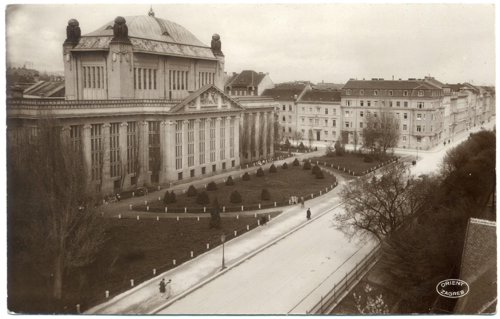 Zagreb: National- und Universitätsbibliothek